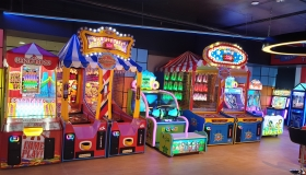 Level Up Arcade @ The Oasis Broadbeach